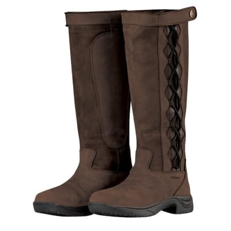 Dublin Pinnacle II Long Boot, Chocolate