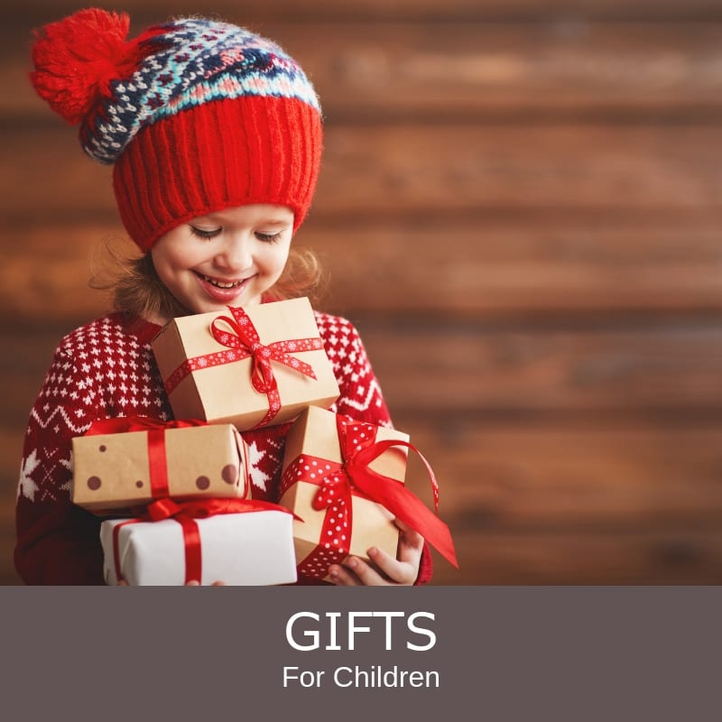 Country Christmas Gifts for Children