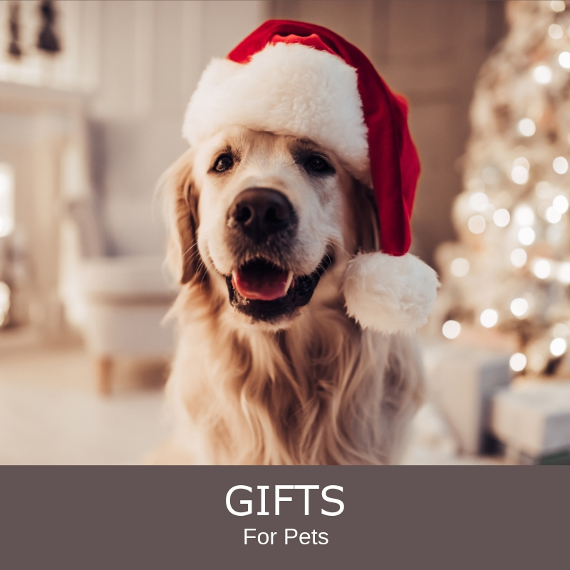 Country Christmas Gifts for Pets