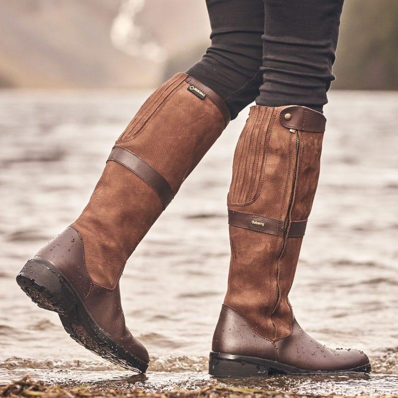8076709ac01 Dubarry Sligo Knee-High Country Boots