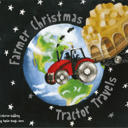 Farmer Christmas Tractor Travels