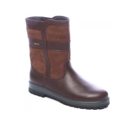 Dubarry Roscommon Ankle Boots, Walnut