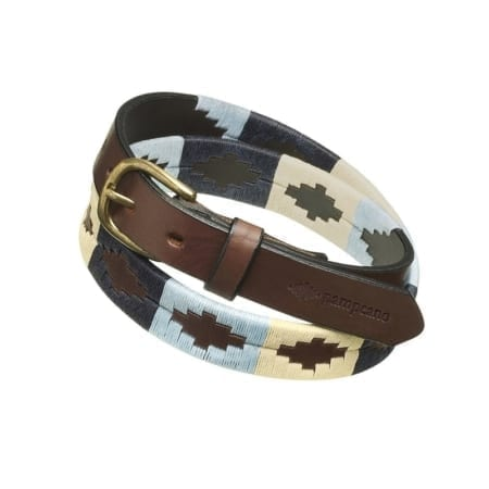 Pampeano Thin Polo Belt, Sereno