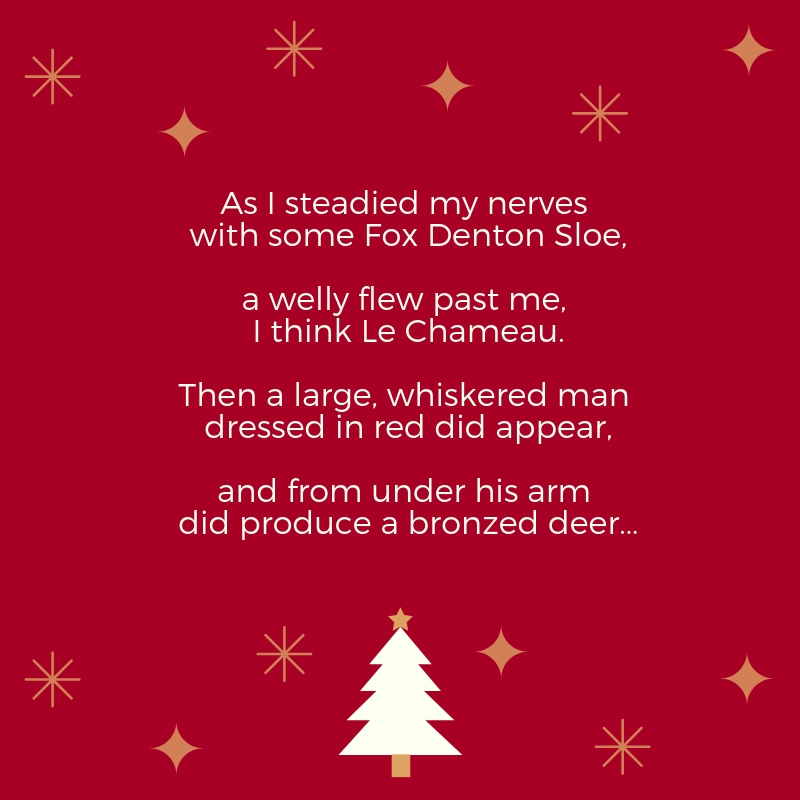Country Christmas Gifts Verse 4