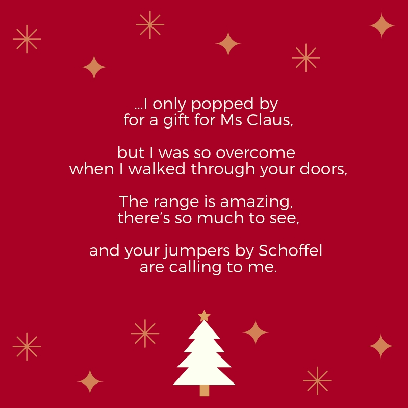 Country Christmas Gifts Verse 6