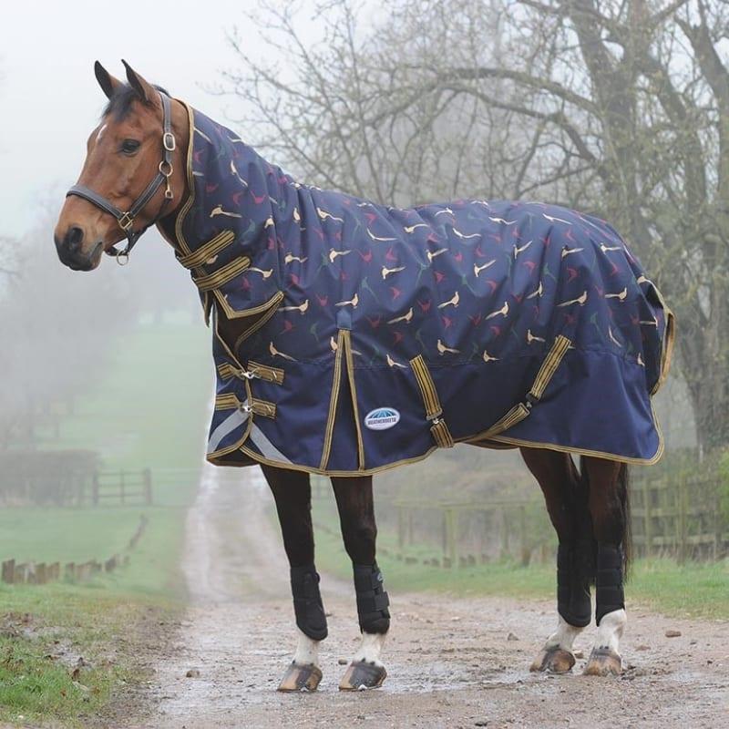 WeatherBeeta Pheasant Horse Rug