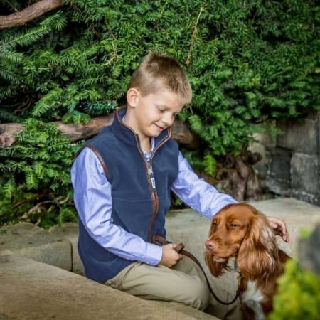 Schoffel Little Oakham Boys Gilet - Wadswick Country Store