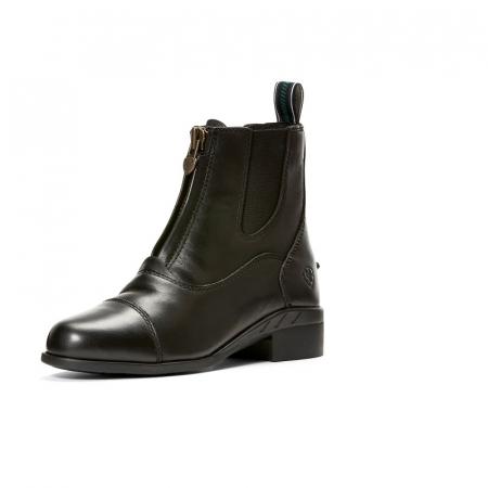 Ariat Youth Devon IV Jodphur Boot, Black