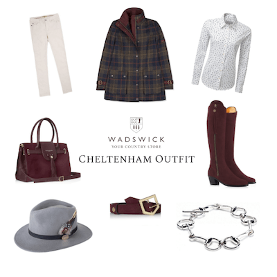 What to Wear to Cheltenham Festival 2019