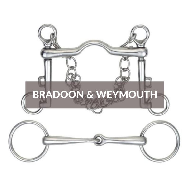 Bits Section - Bradoon & Weymouth