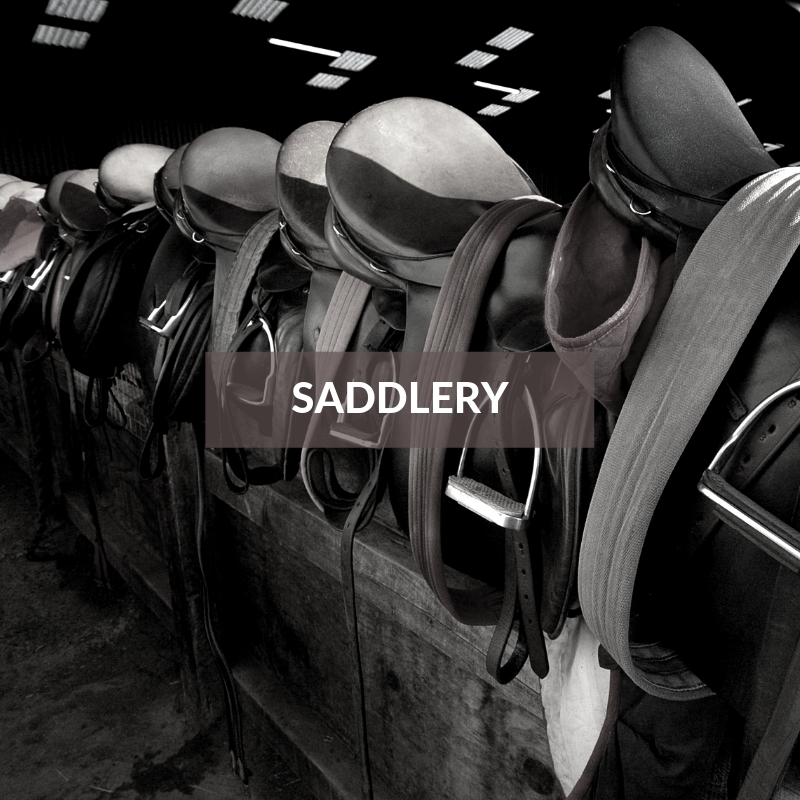 Horse Section - Saddlery