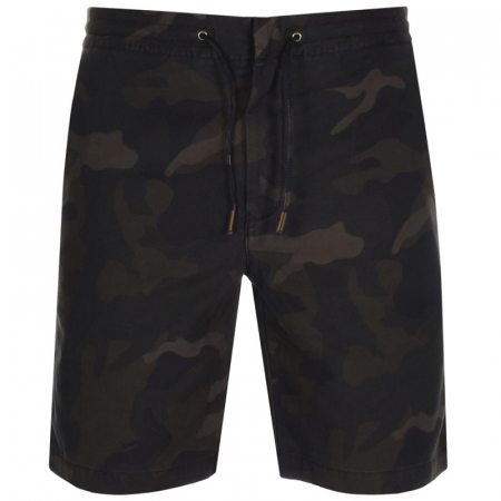 Barbour Bay Camo Short