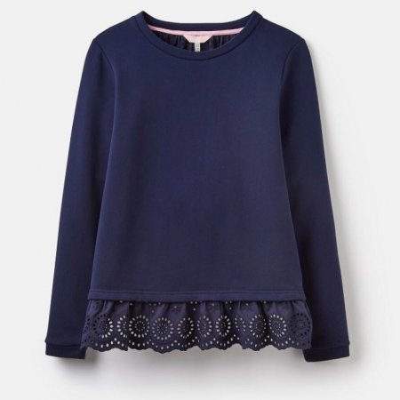 Joules Giselle Top, French Navy