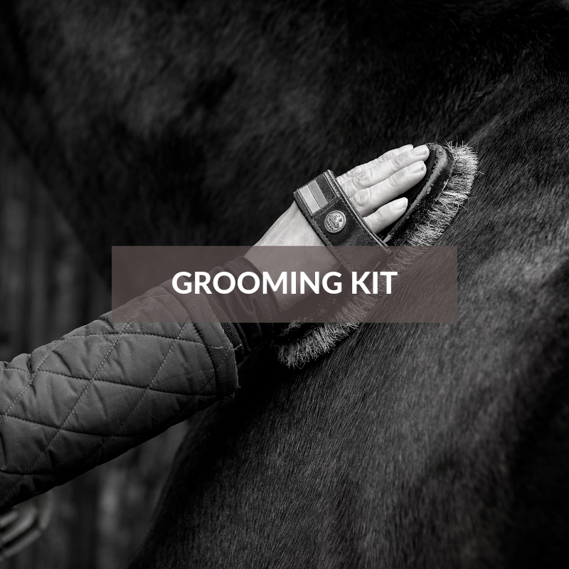 Horse Care & Grooming Area Grooming Kit