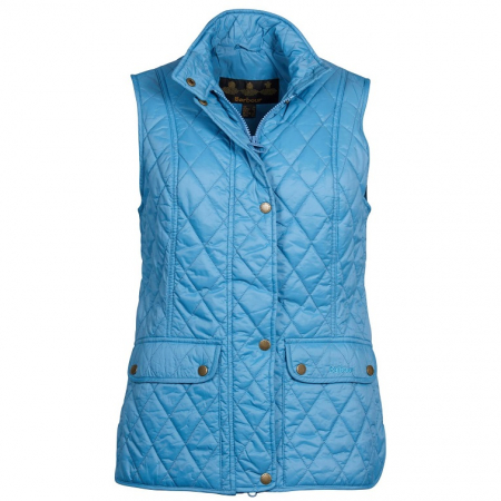 Barbour Otterburn Gilet, Blue Heaven