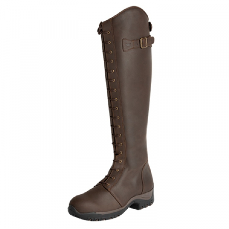Fonte Verde Marvao Riding Boots, Chocolate