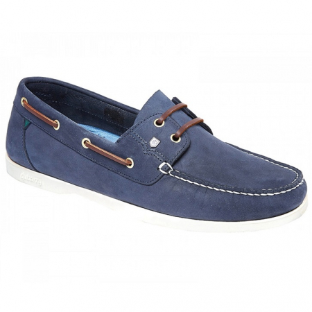 Dubarry Port Moccasin in Denim