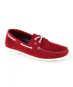 Dubarry Port Moccasin, Ruby Red
