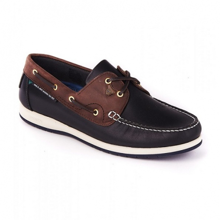 Dubarry Sailmaker X LT Shoe in Navy Brown