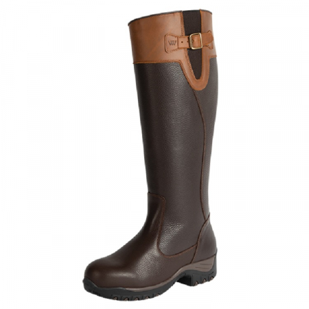 Fonte Verde Vilamoura Country Boot, Chocolate/Cognac