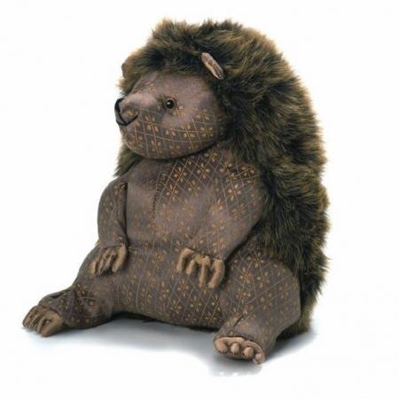 Dora Design Bertie Bristles Hedgehog Doorstop