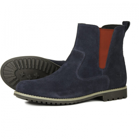Orca Bay Cotswold Boots in Navy/Red