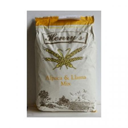 Henrys Alpaca & Llama Mix, 20Kg
