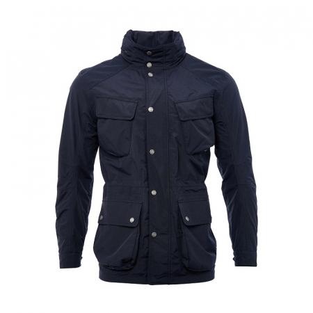 Dubarry Thornton Waterproof Jacket, Navy