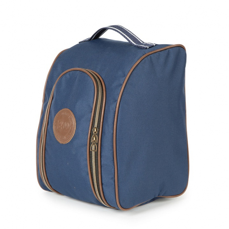 Bridleway Hat Bag Navy