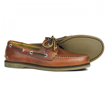Orca Bay Newport Deck Shoe in Saddle