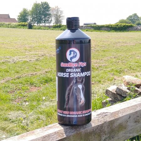 Goodbye Flys Horse Shampoo 1L