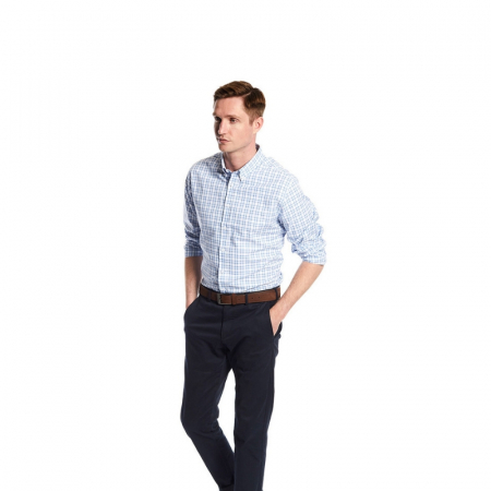 Dubarry Ferns Shirt Blue Multi