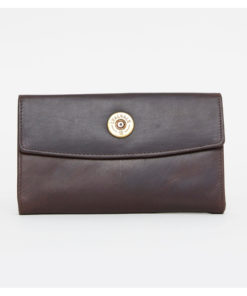 Hicks & Hides Hidcote Cartridge Purse Brown