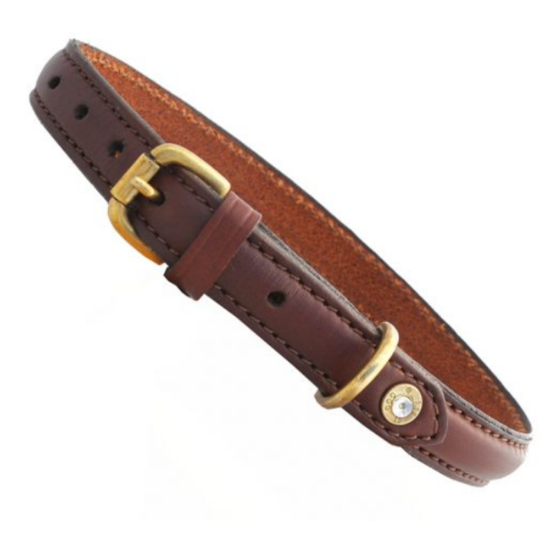 Hicks & Hides Stanway Field Dog Collar
