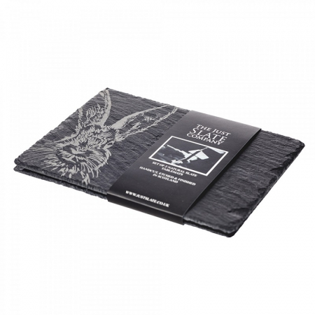 Just Slate Place Mats x 2 – Hare