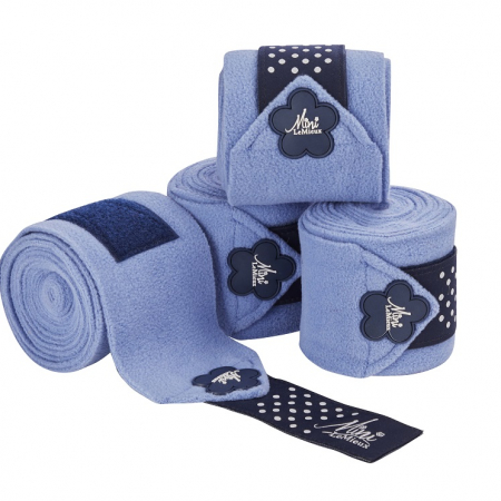 LeMieux Mini Bandages, Corn Blue