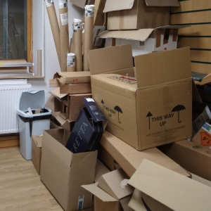 World Environment Day - Packing Room
