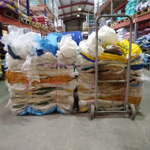 World Environment Day - Feed Bag Recycling