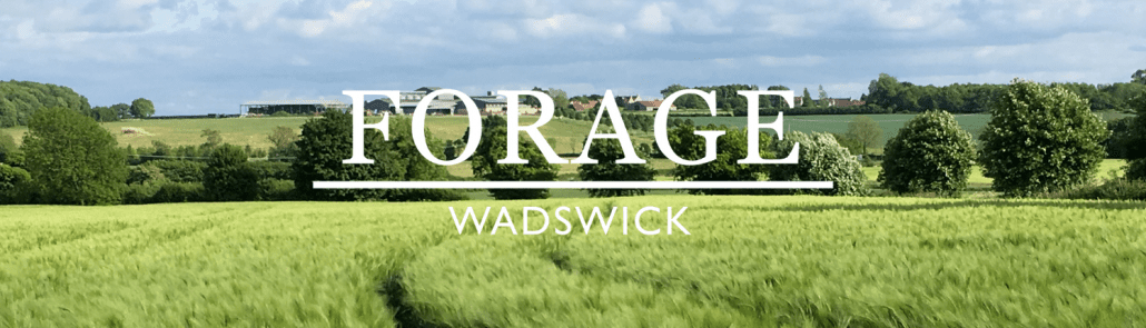 Forage Wadswick Page Banner