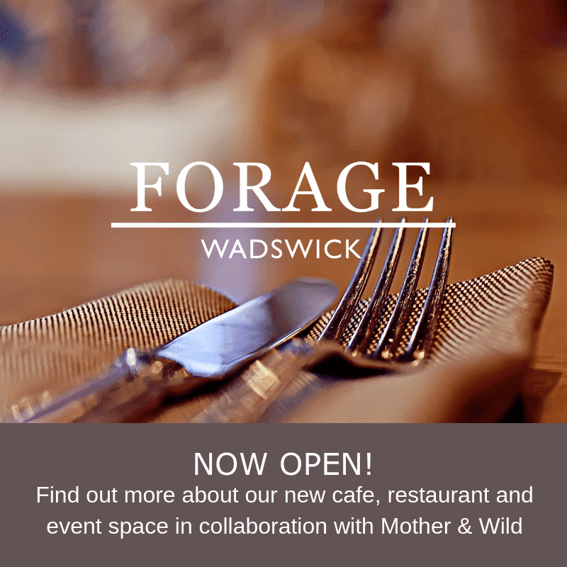 Forage Now Open Frontpage Image