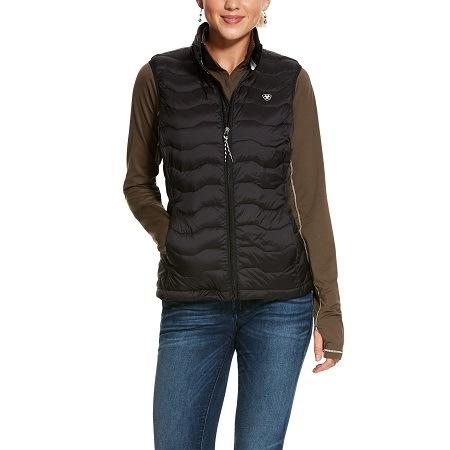 Ariat Ideal 3.0 Down Ladies Vest, Black