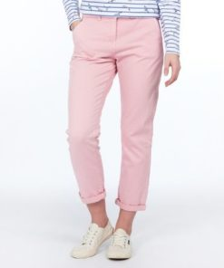 Barbour Women's Chino Carnation model