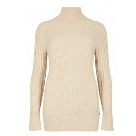 Dubarry Cormack Sweater Oyster
