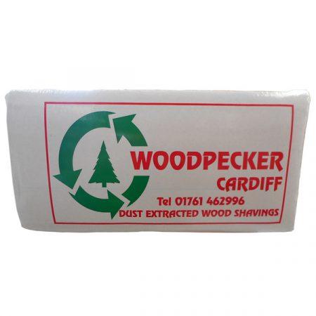 Woodpecker Shavings