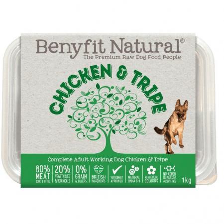CHICKEN & TRIP BENYFIT NATURAL