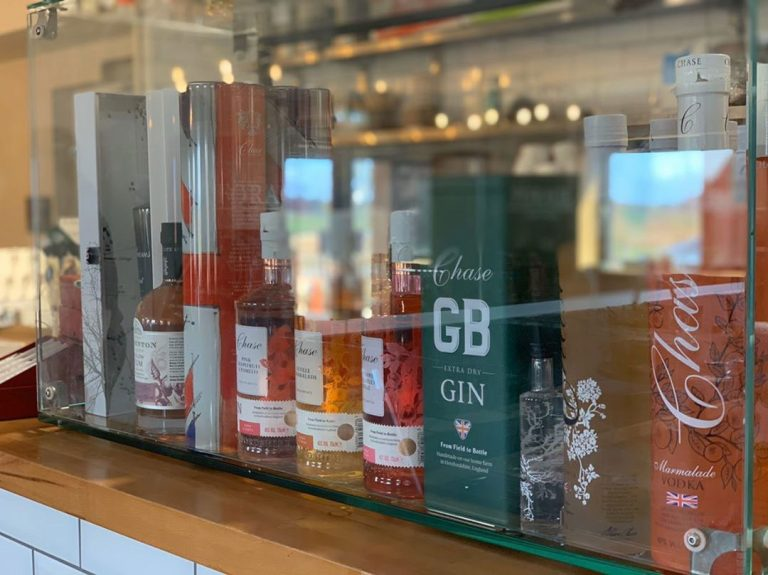 Wadswick Country Store Chase and Foxdenton Gin