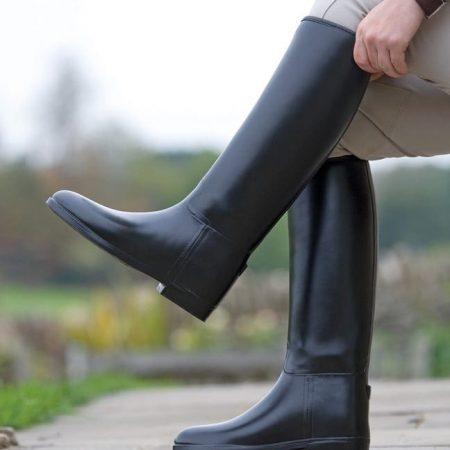 Men's Long Riding Boots