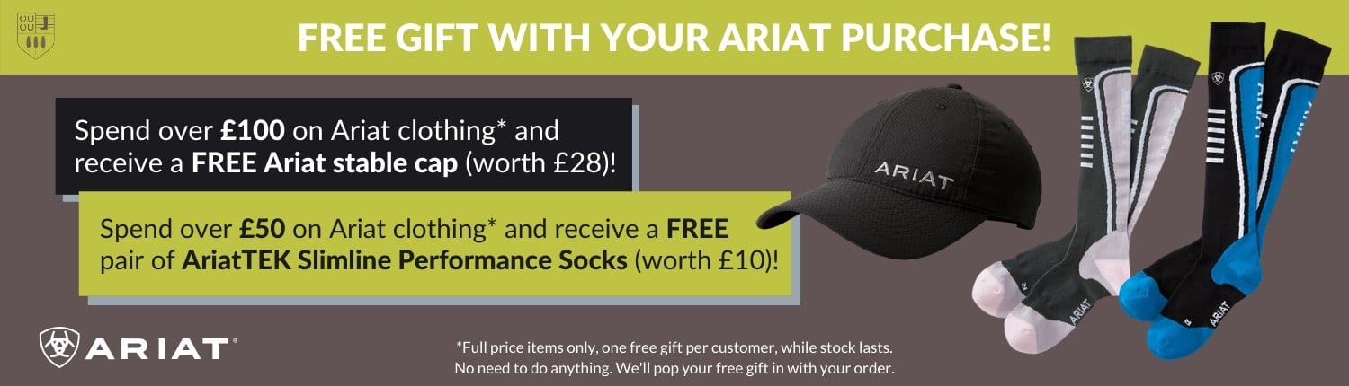 Ariat Offer Wadswick Country Store