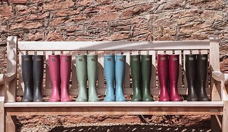 Le Chameau Iris Wellies Collection - all Colours