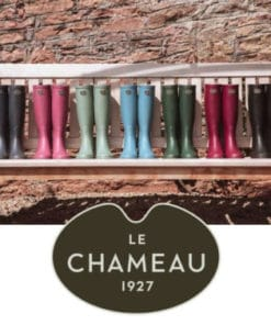 Le Chameau Iris Wellies - all colours